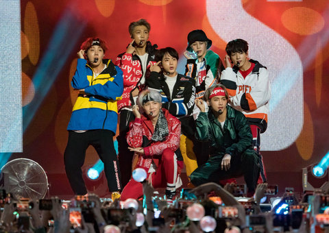 Will BTS cancel their Saudi Arabian gig in October?
