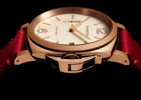 Panerai's Due collection is both rugged and elegant
