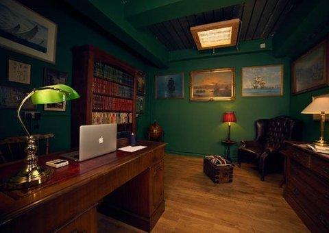 Inside the UK's first gentleman's pedicure room, Aldwyn & Sons