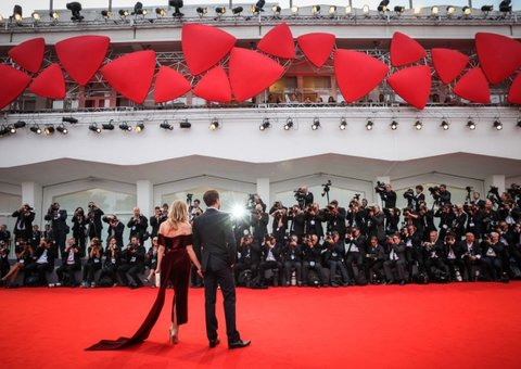 Jaeger-LeCoultre is the main sponsor of Venice International Film Festival this year