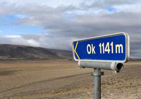 Iceland commiserates first glacier lost to climate crisis