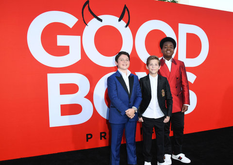 R-Rated 'Good Boys' tops American box office