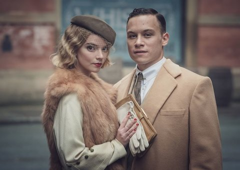 'Peaky Blinders' Finn Cole: 'The Houses of Parliament is more evil than the streets of Birmingham'