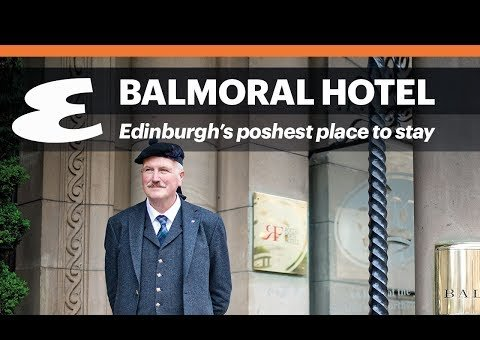 Inside The Balmoral Hotel: Edinburgh's poshest place to stay
