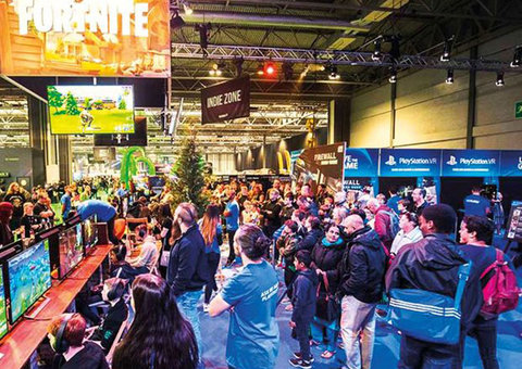 What to expect from Dubai's Insomnia Gaming Festival