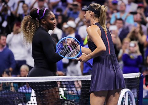 Serena Williams, Maria Sharapova rekindle 'rivalry' at US Open?