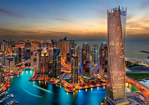From 1960 to 2019: A look at the incredible changes in Dubai