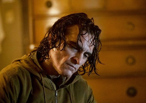 Joaquin Phoenix is glad there's such an outcry against his Joker
