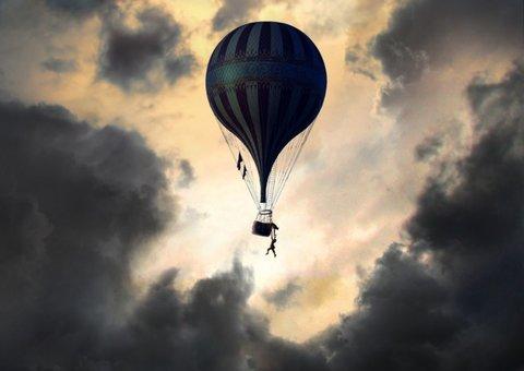 Eddie Redmayne takes flight in new trailer for 'The Aeronauts'
