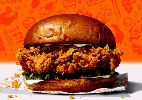 The $65 million Popeyes Chicken Sandwich craze explained