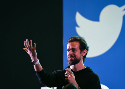 Twitter stops text tweets after CEO hack