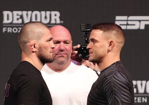 Arabian fight night: How you can watch UFC 242's Khabib Nurmagomedov vs Dustin Poirier fight