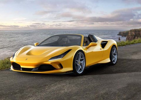 Ferrari's $250,000 F8 Spider is faster than the iconic 488