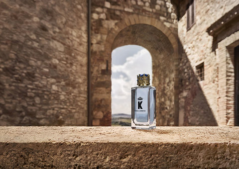 Dolce & Gabbana releases new men's fragrance 'K'