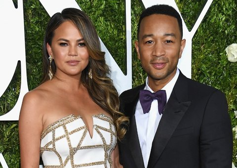 Donald Trump goes after John Legend and his 'filthy mouthed wife' Chrissy Teigen
