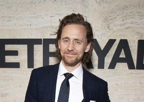 On Tom Hiddleston's love affair with Ralph Lauren