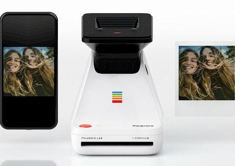 Polaroid's 'Lab' printer turns phone photos into Polaroids