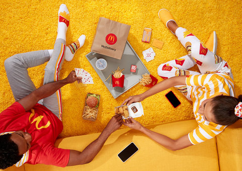 McDonald's is launching a clothing line you only have one day to get it