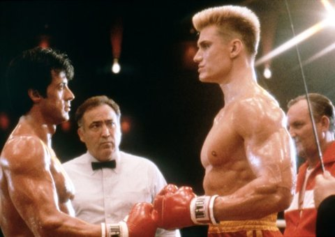 Sly Stallone 'hated' Dolph Lundgren before Rocky IV