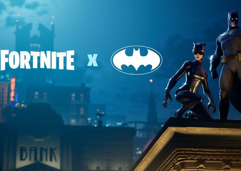 You can now play as Batman and Catwoman in Fortnite