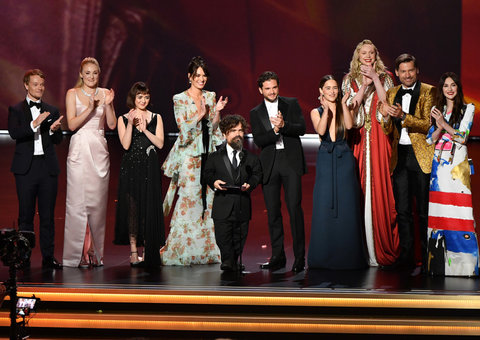 The full list of winners at the Emmys 2019: From Game of Thrones to Ozark