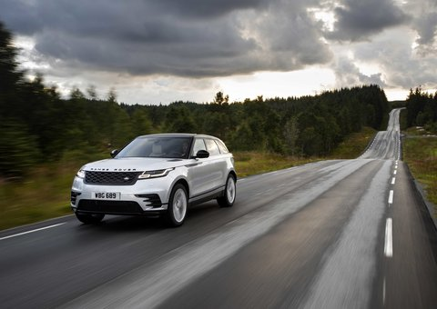 Is Range Rover's Velar the world's most beautiful SUV?