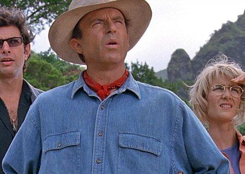 Jurassic World 3 bringing back Jurassic Park's original cast