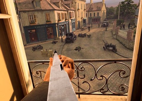 Medal of Honor is going VR in new trailer