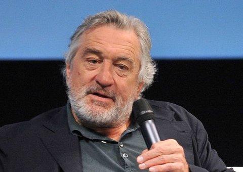 Robert De Niro dropped massive F-bombs on live TV