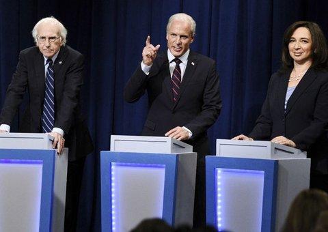 Saturday Night Live took on Donald Trump's impeachment problem