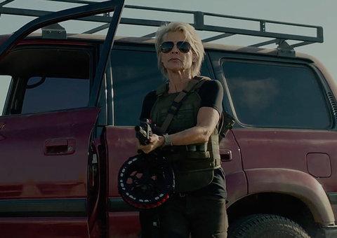 New Trailer: Terminator Dark Fate