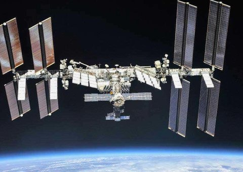 International Space Station to Earth is quicker than a Dubai - London flight