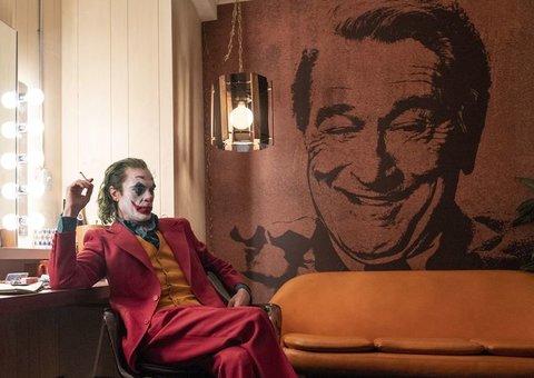 Robert De Niro and Joaquin Phoenix had a face-off over 'Joker' table reading