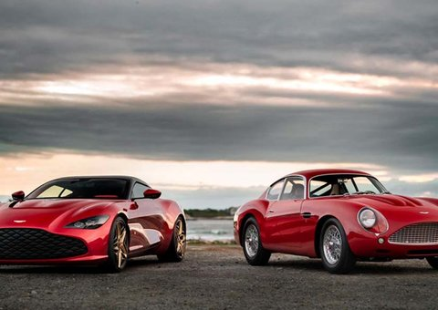 A pair of Aston Martin's can now be yours for $8 million