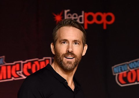 Ryan Reynolds is the master and commander of the perfect beard