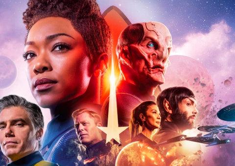 Star Trek Discovery season 3 trailer released
