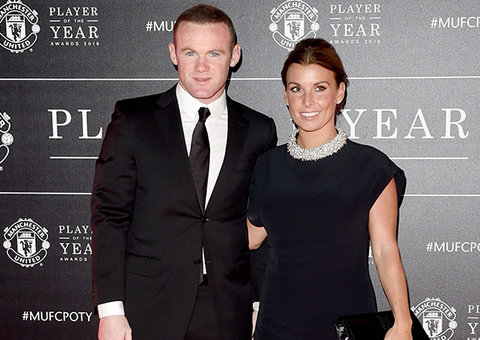 Battle of the Footballer wives: Wayne Rooney's wife Coleen calls out Jamie Vardy's wife