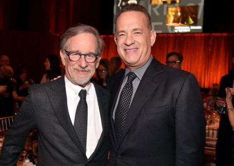 Tom Hanks and Steven Spielberg team up on $200 million project for Apple TV+