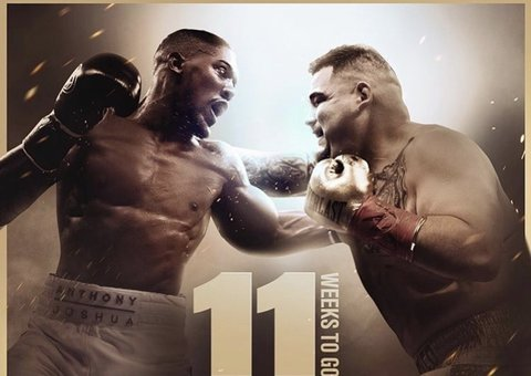 Tickets go on sale for Anthony Joshua-Andy Ruiz fight in Saudi Arabia