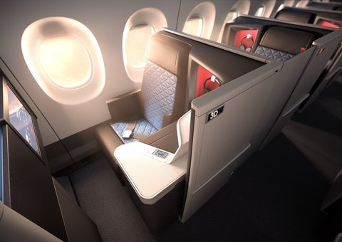 The five hottest new business class seats for 2019