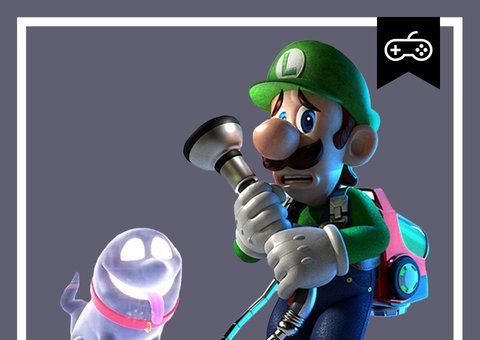Luigi's Mansion 3 is... actually rather scary