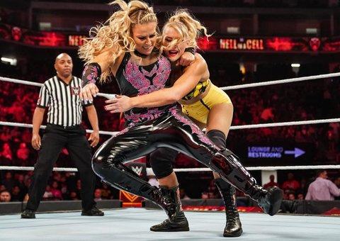 WWE reveals the first-ever women's match in Saudi Arabia