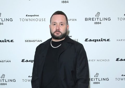 The Dior men's creative director Kim Jones on driving from the backseat
