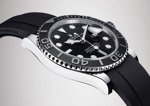 The $27,800 Rolex Yacht-Master is now for sale