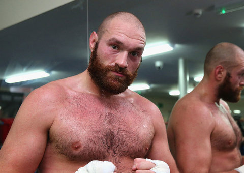 UFC president doesn't think Tyson Fury is ready for MMA