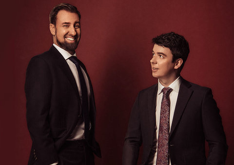 Nick Alvis and Scott Price on the cut-throat Dubai restaurant scene