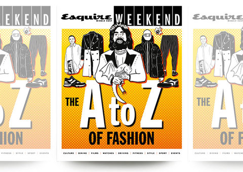 The A to Z of fashion