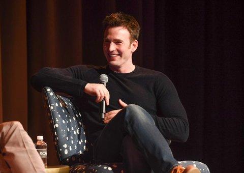 Chris Evans on his potential return as Captain America
