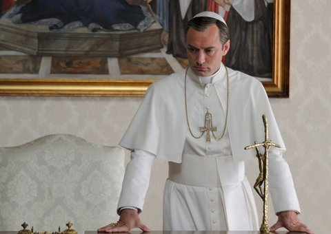 Jude Law's the New Pope sees him return to the Vatican