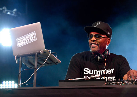 DJ Jazzy Jeff to headline Block Party in Abu Dhabi